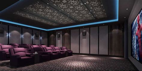 wall soundproofing home theater for the family soundtreating