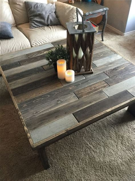 diy rustic coffee table best 25 rustic coffee tables ideas on house