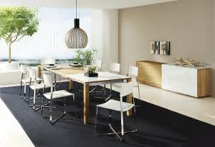 Modern Dining Room Tables by Modern Dining Room Furniture