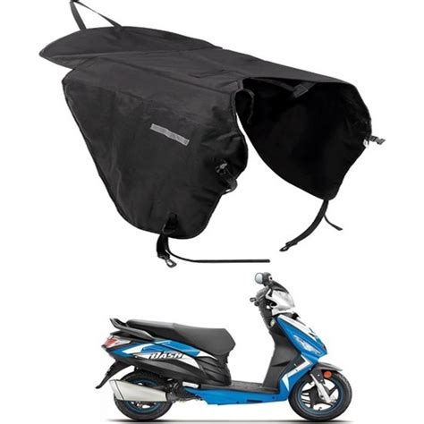 ksburda motosiklet scooter diz bacak ruezgar koruyucu fiyati