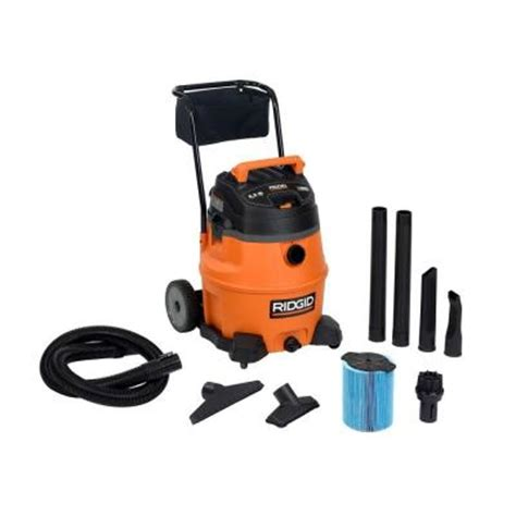 ridgid 16 gal 6 5 peak hp vac wd1851 the home depot