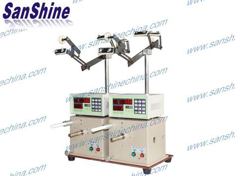 inductor winding machine products sanshine xiamen electroncs co ltd winding machine toroidal coil winding machine