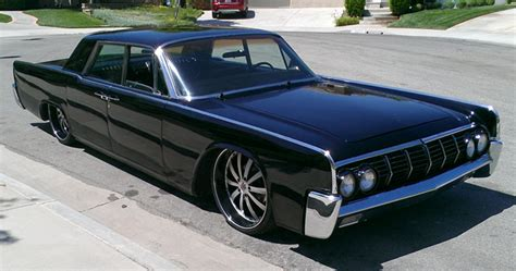 Cool 2 Door Cars 1964 lincoln continental