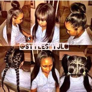vixen sew in on short hair pinterest the world s catalog of ideas