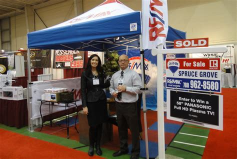 Real Estate Trade Show Giveaways - the gaboury team re max real estate spruce grove stony plain parkland