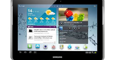Tablet Iphone 10 Inch samsung announces 10 1 inch galaxy tab 2