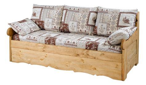 dimension canapé lit canap 195 169 lit gigogne bois