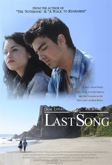demi lovato st song demi lovato joe jonas the last song oceanup teen gossip
