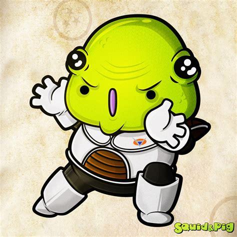 imagenes kawaii de dragon ball z guldo kawaii dragonball art jam brh by squidpig on deviantart