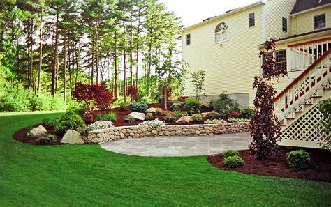 backyard transformation ideas norton landscaping backyard transformation