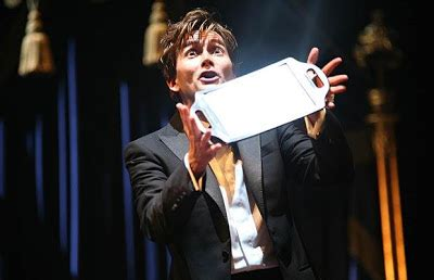 david tennant yorick bardfilm what noise doctor who calls on hamlet
