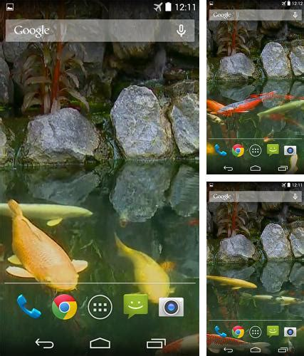 koi live wallpaper full version free download for android android live wallpapers free download best live