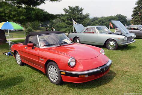 1986 Alfa Romeo by 1986 Alfa Romeo Spider Quadrifoglio Conceptcarz