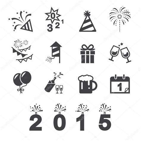 happy new year icon image gallery happy new year icons