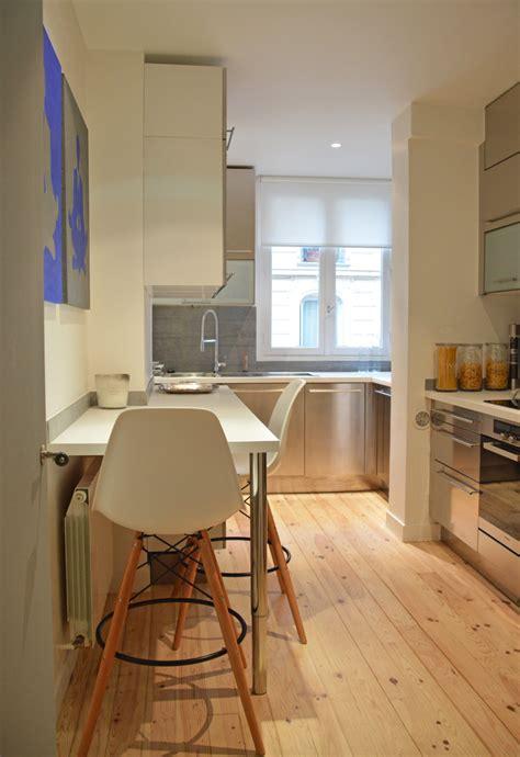 plan cuisine ouverte salle manger meuble haut cuisine bois meuble haut de cuisine bois m if