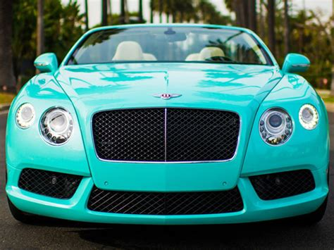 tiffany blue bentley 2013 bentley continental gtc v8 quot tiffany blue quot beverly