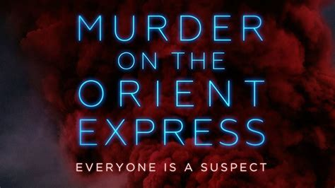 the murder on the murder on the orient express 2017 soundtrack created by fyrosand youtube