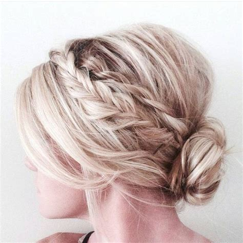 easy updo hairstyles for thin hair the 25 best ideas about easy updo on simple