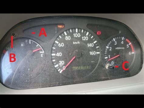 Reset Light how to service light reset toyota dyna tutorial