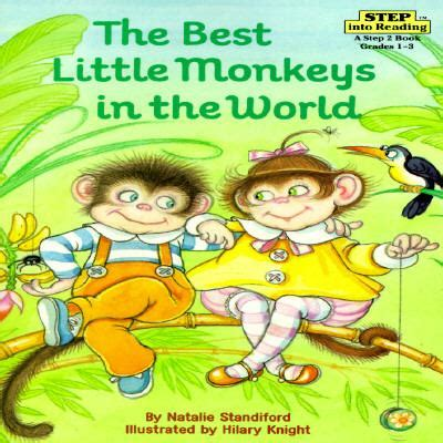 Best Book In The World by The Best Monkeys In The World Book By Natalie