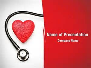 Cardiac Ppt Template by Cardiac Treatment Powerpoint Templates Cardiac Treatment