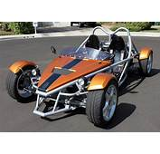 This MEV Rocket Seems To Be A Big Street Legal Go Kart