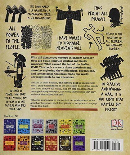 the history book big 1465445102 the history book big ideas simply explained media books non fiction books