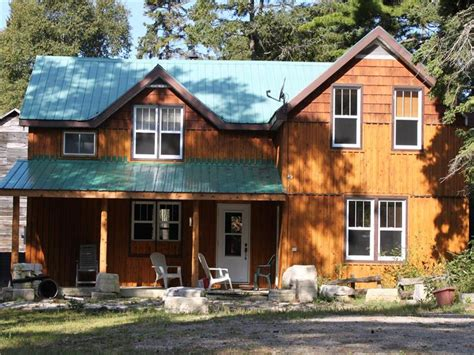 Island Cottages For Rent by Large 4 Bedroom Lakeview Cottage Manitoulin Island
