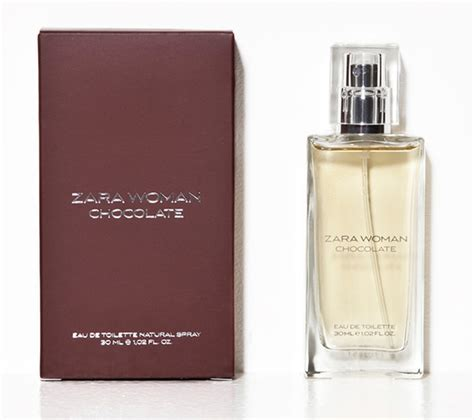 chocolate zara perfume a fragrance for