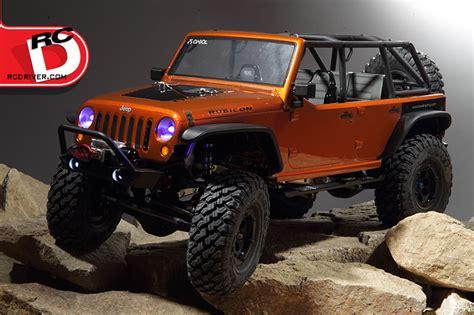 Scx10 Jeep Wrangler Project Axial Scx10 Jeep Rubicon