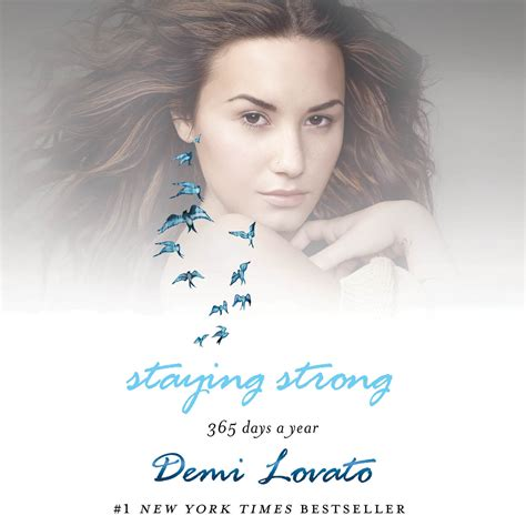 book of demi lovato staying strong audiobook listen instantly