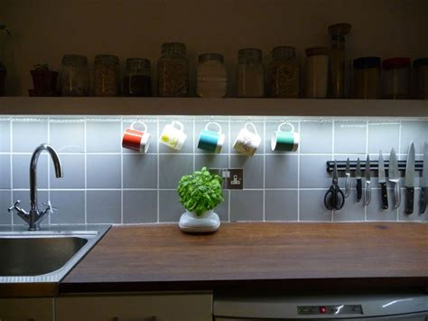 Kitchen Cabinet Pelmet by Ideas For Using Led Tape In Your Home