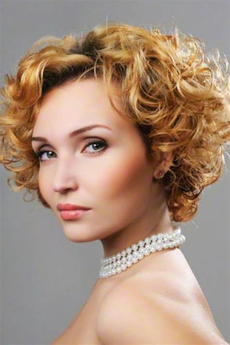 curly bob for over 50 best short curly hairstyles for women over 50 hairstyles
