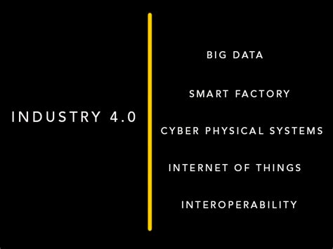 the goal is industry 4 0 technologies and trends of the fourth industrial revolution books 5 key industry 4 0 technologies changing manufacturing