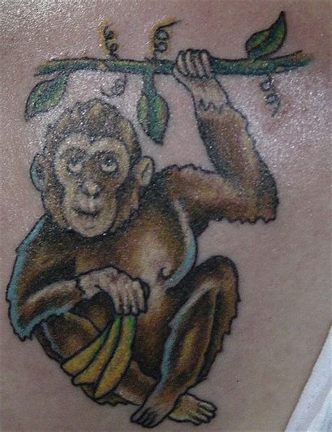 monkey tattoo meaning monkey meaninganimal tattooanimal