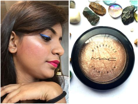Mac Soft Gentle mac soft gentle mineralize skinfinish highlighter review