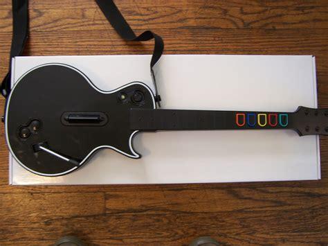 tutorial guitar hero 3 xbox 360 file guitar hero 3 black controller for xbox 360 jpg