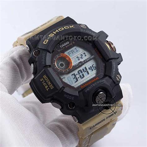G Shock Army Coklat rangeman gw 9400dcj 1 loreng coklat toko jam tangan