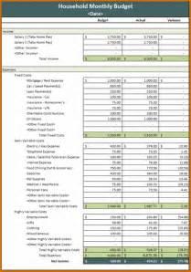 budget template word 6 budget template word authorizationletters org