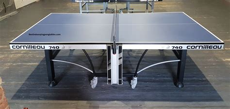 cornilleau indoor table tennis table cornilleau 740 indoor ping pong table
