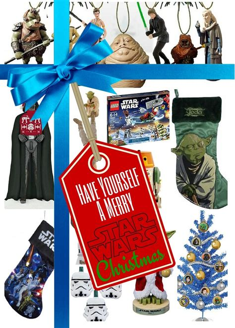 a star wars christmas serendipity and spice