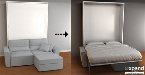 murphy bed sofa combo transformable murphy bed sofa