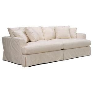 mccreary modern slipcovers mccreary modern 0778 grand extra long slipcover sofa with