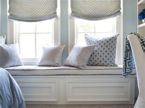 Window Seat Upholstery by Budget Friendly Custom Window Seat Ideas Hgtv