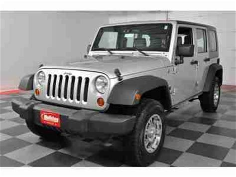 jeep convertible 4 door sell used 2007 jeep wrangler unlimited x 4x4 convertible