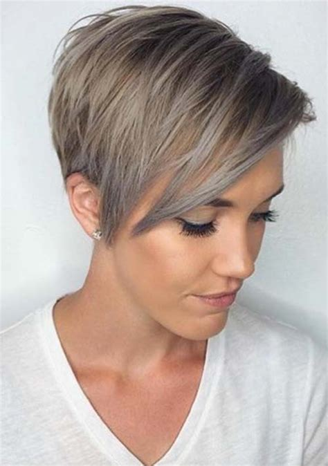 51 Fabulous Layered Haircuts & Hairstyles for Short Hair