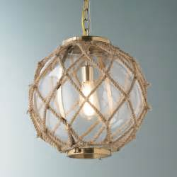 Wine Sphere Chandelier Clear Jute Nautical Pendant Pendant Lighting By Shades