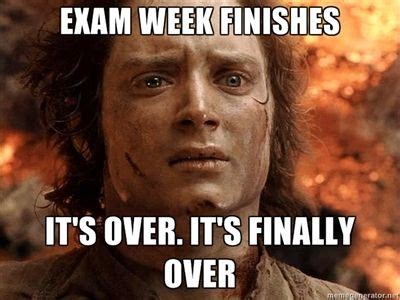 finals week an explanation through memes 171 life in isu honors