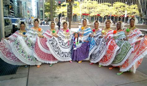 celebrate the culture of panama through folklore songs