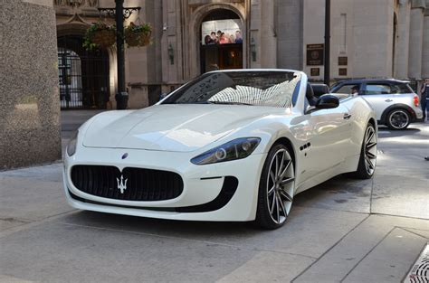 Maserati Chicago by 2011 Maserati Granturismo Convertible Stock 56238 For